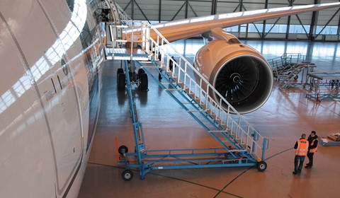 A350 Access Equipment