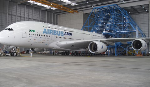 A380 Access Equipment