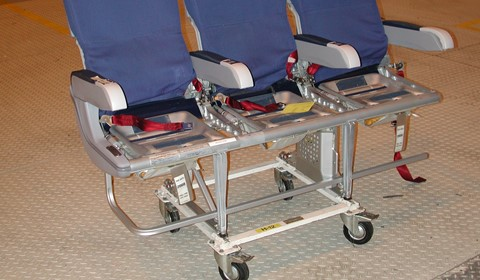 Seat Trolley System