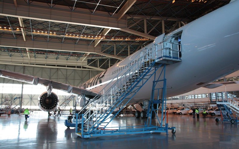 Fleet renewal – delivery of new commercial aircraft types is taking a leap