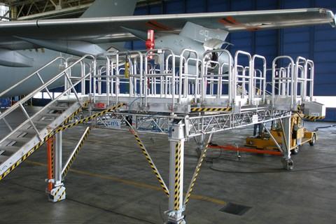 Access Solutions for Military Aircraft