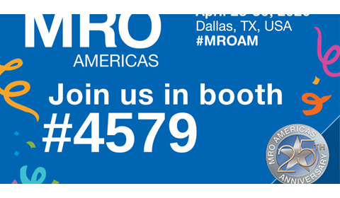 Save the date: 28 - 30 April 2020 NIJL at MRO Americas